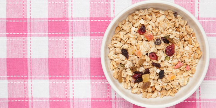 2 7 Unhealthy Foods That Are Wrongly Called Healthy Muesli