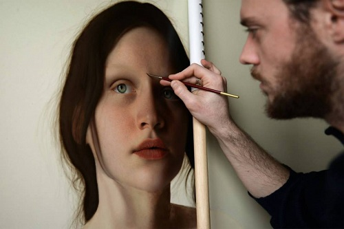 Hyperrealistic-oil-painting-by-Italian-artist-Marco-Grassi-3