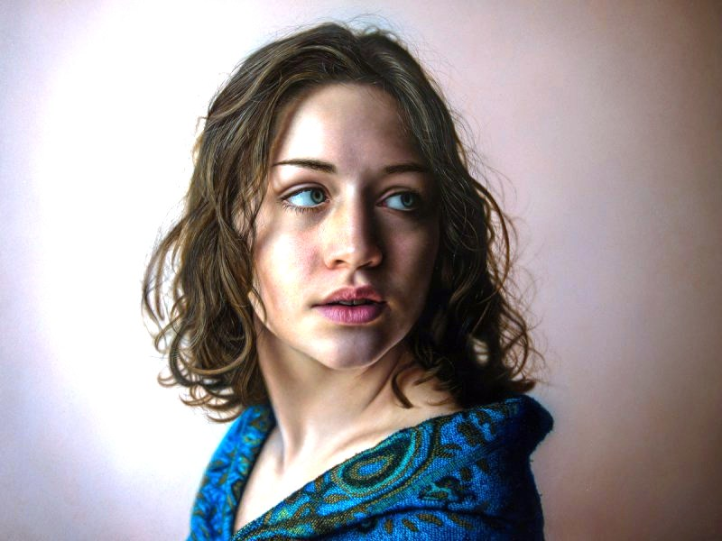 surreal hyperrealistic paintings by Marco Grassi